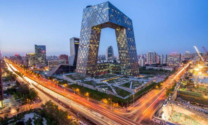 Kina synon të ndalojë 'arkitekturën bizarre'