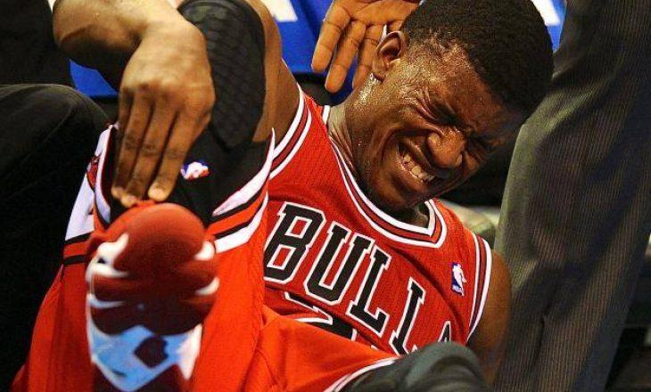 NBA: Mposhtet Chicago Bulls, lëndohet Butler
