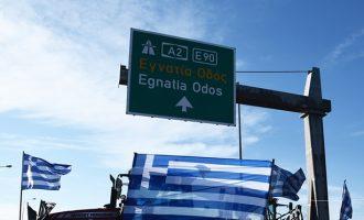 Greqia arreston tre britanik të armatosur rëndë