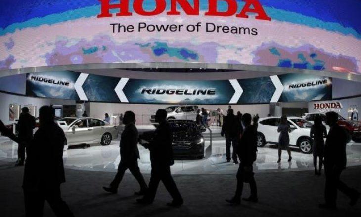 Honda do të fillojë prodhimin e veturave hibride gaz-energji