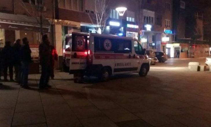 Policia:Të plagosurit në sheshin Zahir Pajaziti iu kërkuan 200 euro