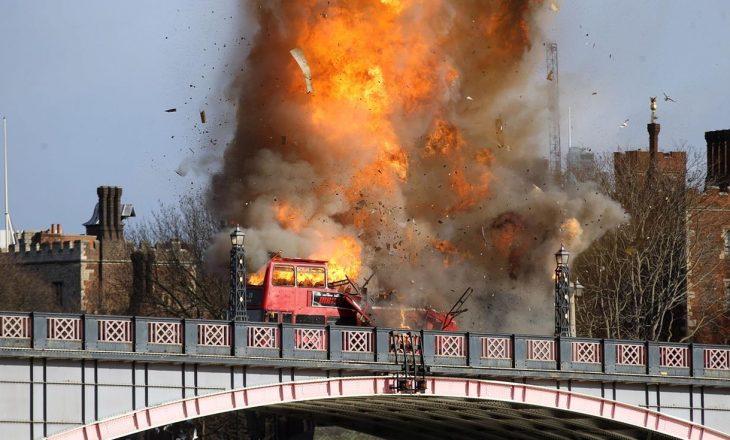 Londra goditet nga frika për sulm terrorist
