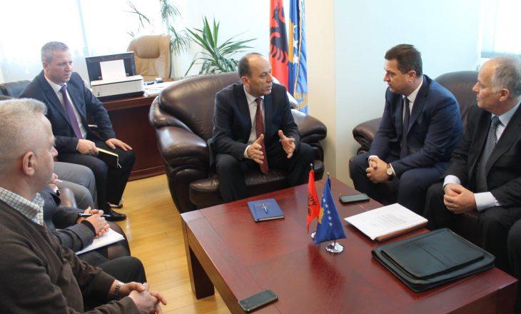 Kosova dhe Shqipëria thellojnë bashkëpunimin në fushën e ujërave