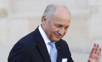 Jep dorëheqje ministri i jashtëm francez, Laurent Fabius