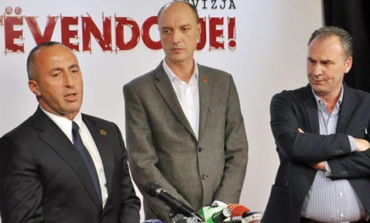 Opozita kërkon lirimin e anëtarëve të arrestuar të Vetëvendosjes