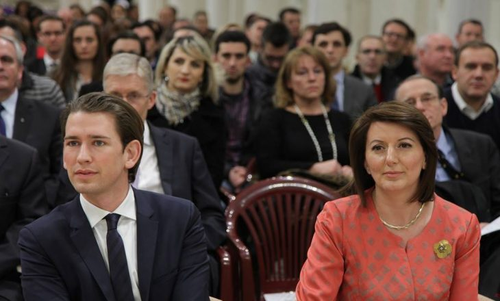 Ministri i jashtëm austriak do ta vizitojë Kosovën