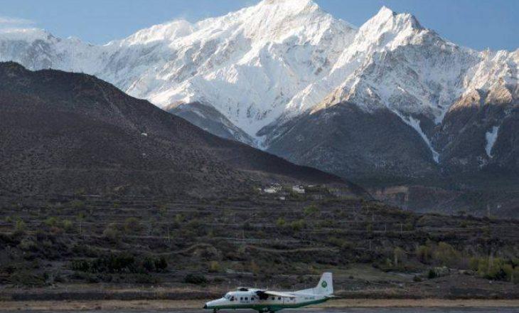 Gjenden mbetjet e avionit të zhdukur në Nepal