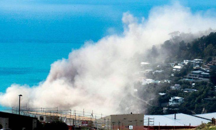 Tërmet në Zelandën e Re, evakuohen banorët