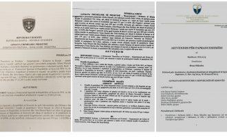 Stema e dyshimtë në aktvendimin për rastin e Enver Hasanit