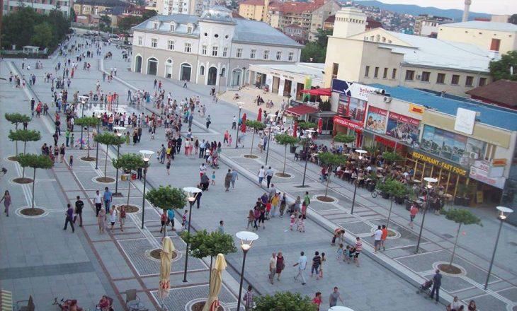 Raporti për vendet në tranzicion, Kosova e fundit në rajon