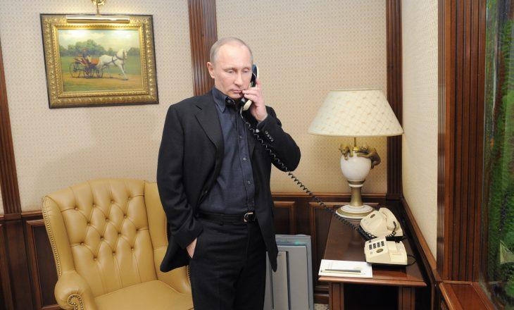 Putini mund ta përfundojë luftën në Siri me vetëm një telefonatë