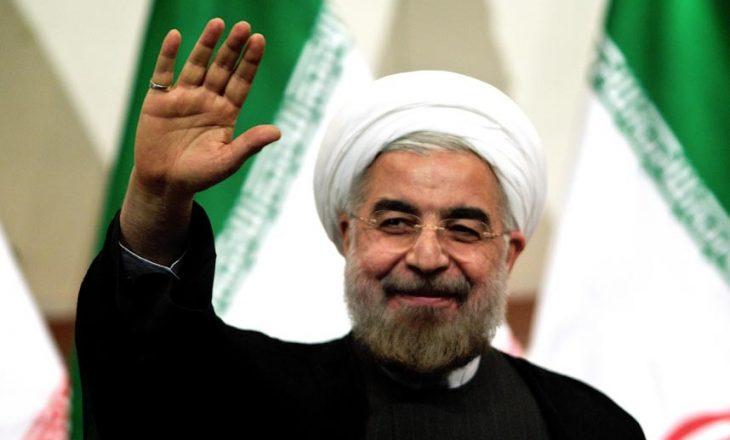 Rouhani: 'Asnjë përpjekje serioze' nga SHBA-ja për të ringjallur marrëveshjen bërthamore