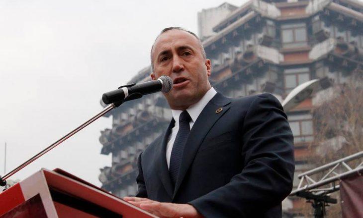 Haradinaj: Thaçi është arkitekt i kapjes së shtetit
