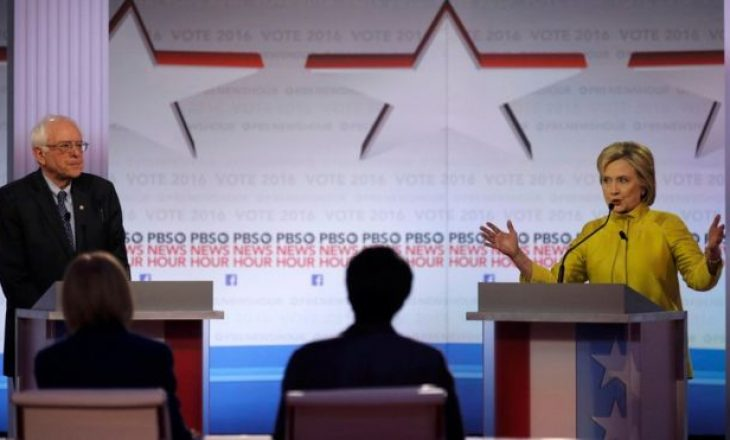 Clinton përplaset me Sanders për shkak të Obamas