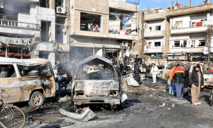Shtatë raste të dyshuara të sulmeve kimike në Siri