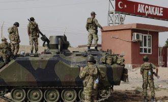 Ushtarët turq përplasen me militantët kurd në kufi me Sirinë