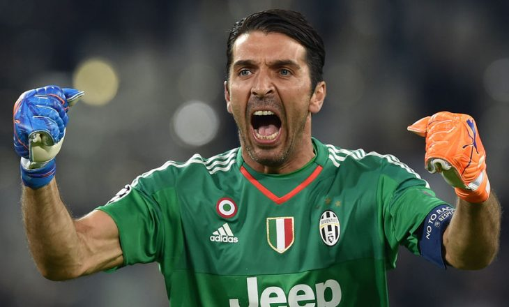 Buffon thyen rekordin e tij, synon të tjerë