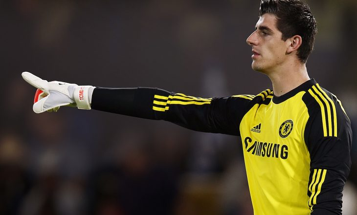 Real Madridi e kërkon portierin e Chelseas