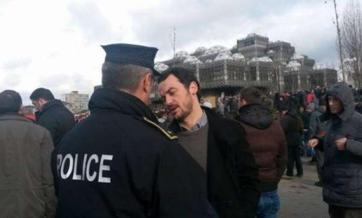 Arrestohet Dardan Molliqaj