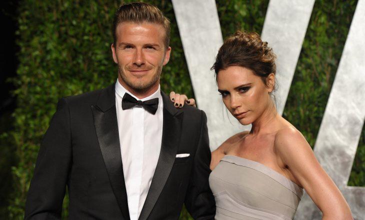 David Beckham drejtë ndarjes me Victorian