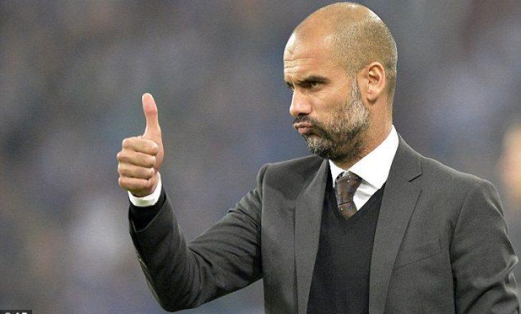 """""""Pep nuk është i fiksuar me Champions League"""""""