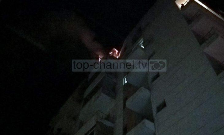 Një fëmijë 4 – vjeç vdes nga zjarri i shkaktuar nga bombola në Tiranë