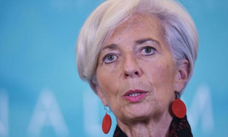 Christine Lagarde – shefe e FMN-së edhe për një mandat