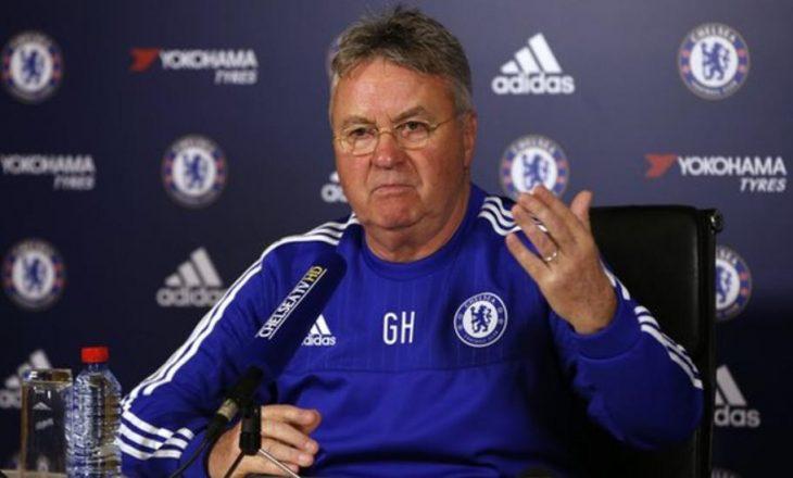 Edhe Hiddink ka marrë oferta nga Kina