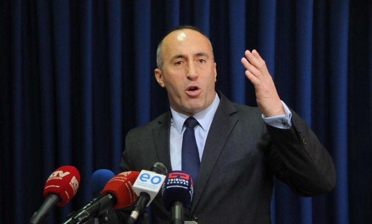 Haradinaj insiston për zgjedhje edhe pas takimit tek presidentja