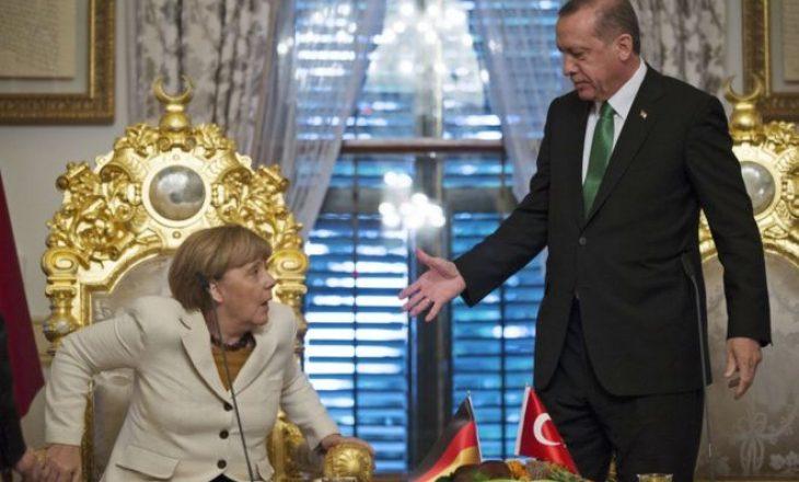Merkel viziton sërish Turqinë të hënën