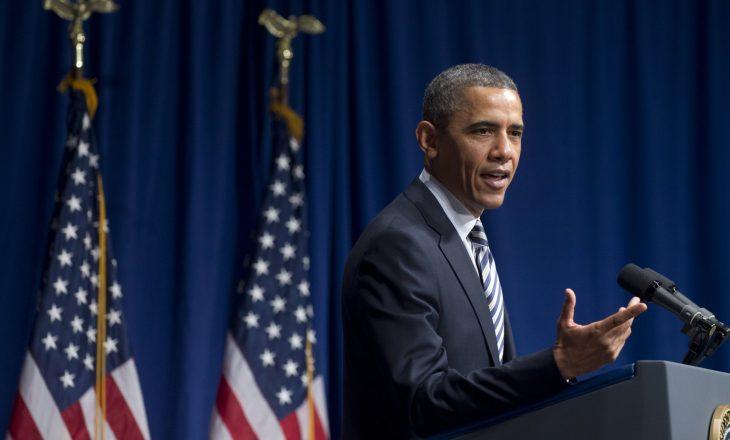 Obama këmbëngulë në mbylljen e burgut të Guantanamos