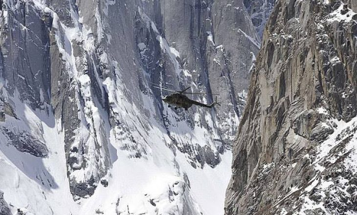 Ushtari indian që mbijetoi 6 ditë nën oretekun e Himalajeve