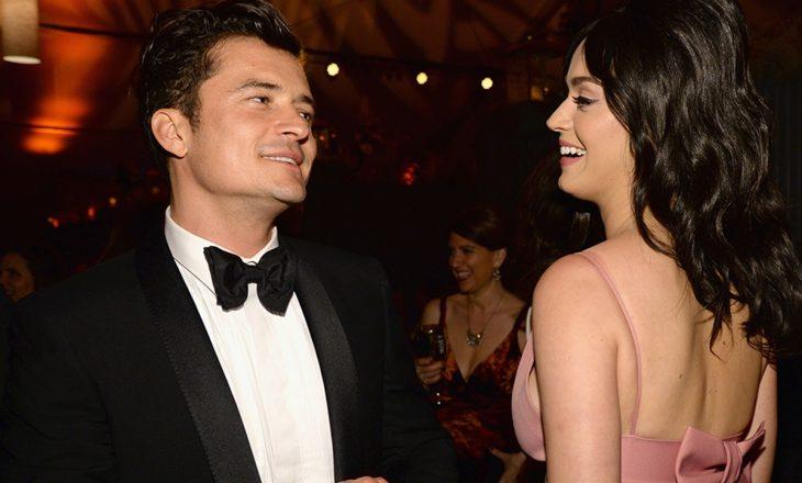 Katy Perry dhe aktori Bloom sërish shihen së bashku