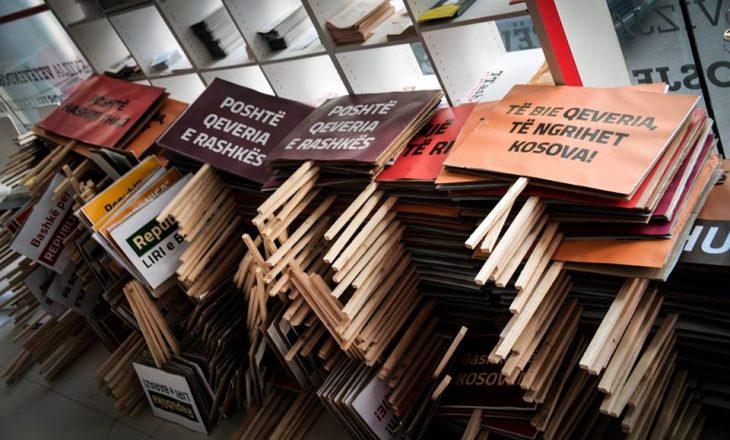 Opozita mobilizohet për protestë – sot Thaçi mund të bëhet president