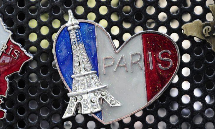 Rikthimi i avashtë në Paris