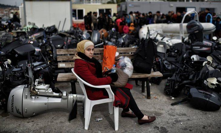 Shtetet evropiane të ndara rreth krizës së refugjatëve