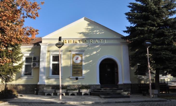 Rektorati distancohet nga gjuha e Kastratit, thotë se rasti do të trajtohet sipas ligjeve