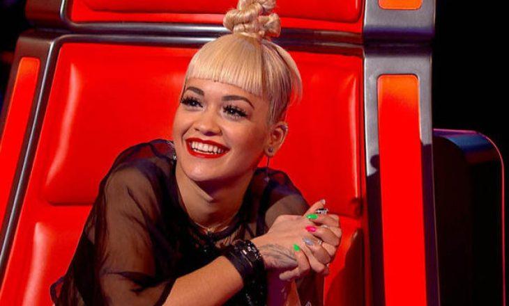 Rita Ora lë X Factor, kthehet në The Voice