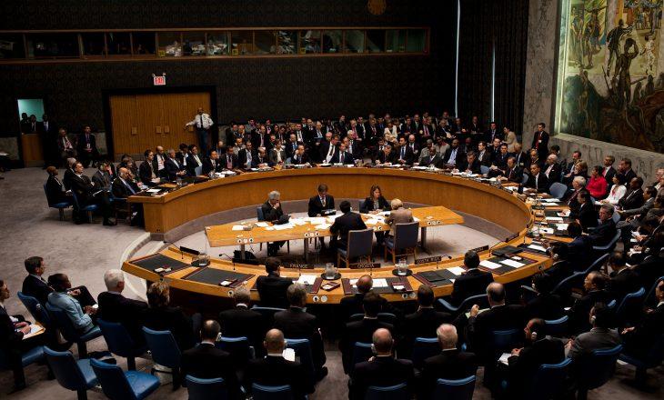 Këshilli Sigurimit diskuton për zhvillimet tremujore në Kosovë