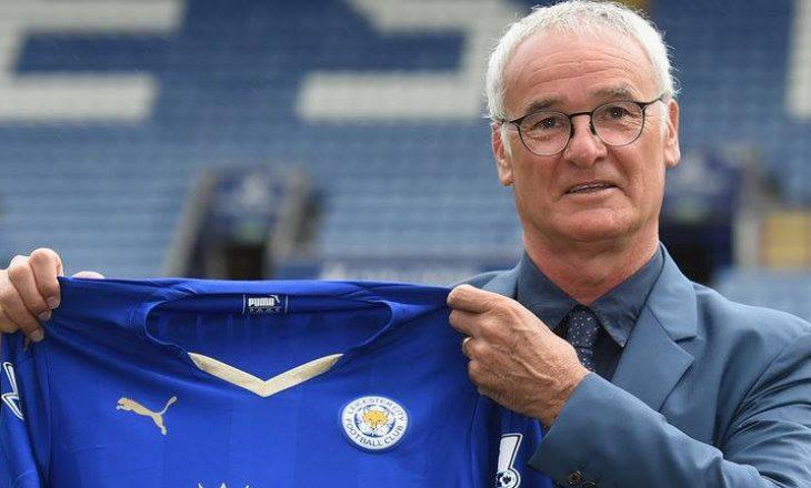 Ranieri zbulon sekretin e Leicesterit