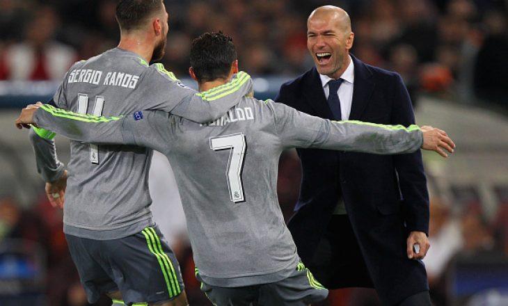 Real Madridi me një këmbë në çerekfinale
