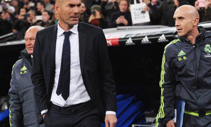 Zidane nën presion që të fitojë Ligën e Kampionëve