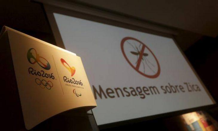 Virusi Zika vë në pikëpyetje pjesëmarrjen e SHBA-së në Rio 2016