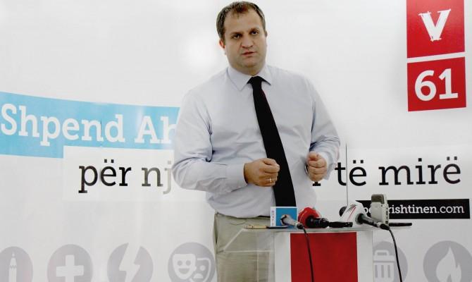Partia me të cilën Ahmeti lidhi koalicion për balotazh