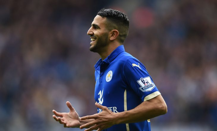 Chelsea bënë ofertë për Mahrez