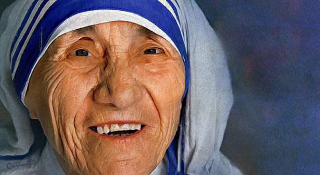 """CNN citon Nënën Terezë: """"Jam shqiptare nga gjaku por indiane nga shtetësia"""""""