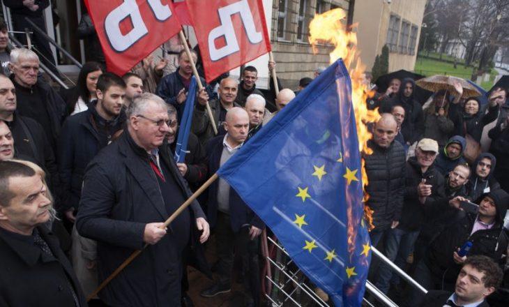 Sheshel insiston: Integrimi kah Rusia, e ruan Kosovën
