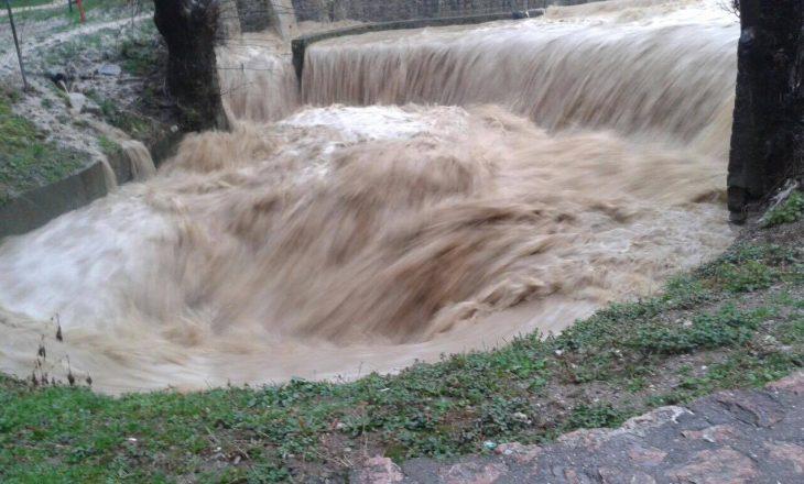 Instituti Hidrometeorologjik paralajmëron sërish vërshime