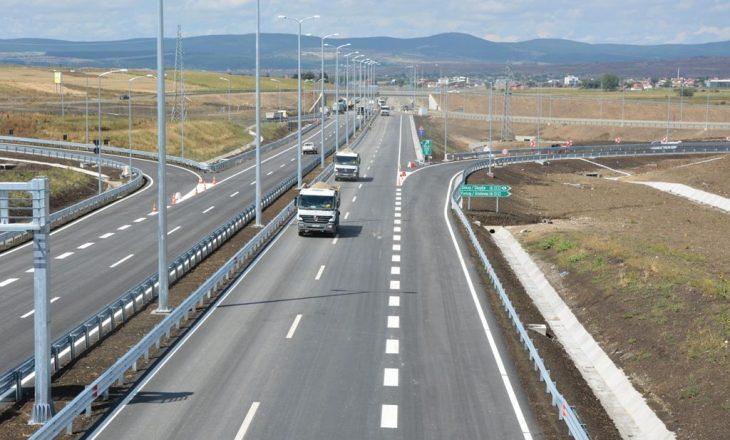 Autostrada Prishtinë – Hani i Elezit e gatshme në fund të 2018-s