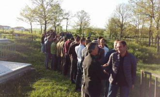 Varroset ish-ushtari i UÇK-së i vrarë dje në Korroticë